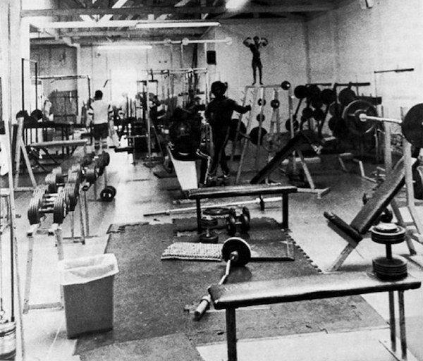 "The ""old school"" gym that emerged in the 20th century…is not so old school after all when looked at as part of a much longer history of physical fitness."