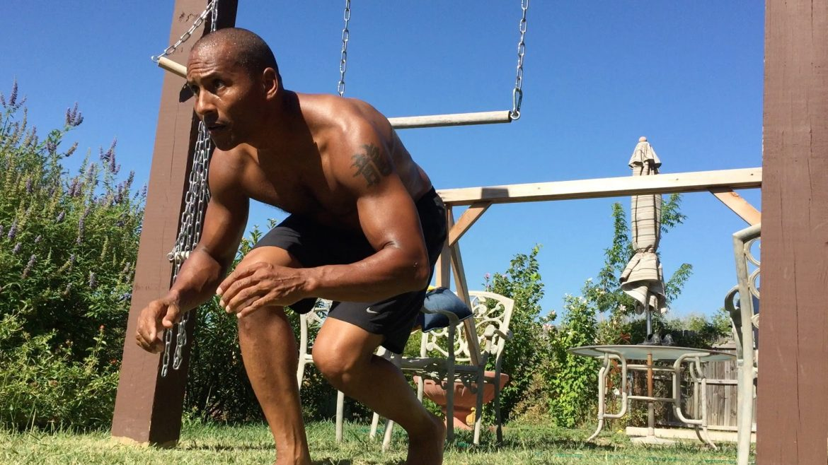 Eric Brown - how I program a MovNat workout training session