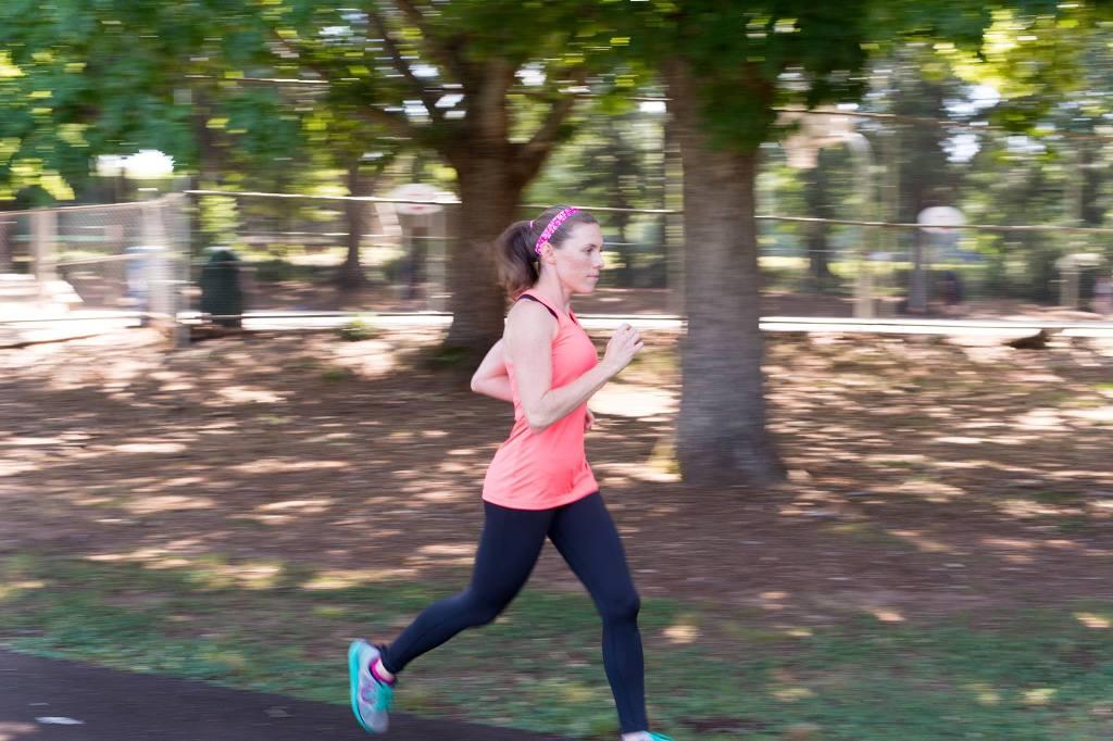 Jessica Groves-Chapman Running