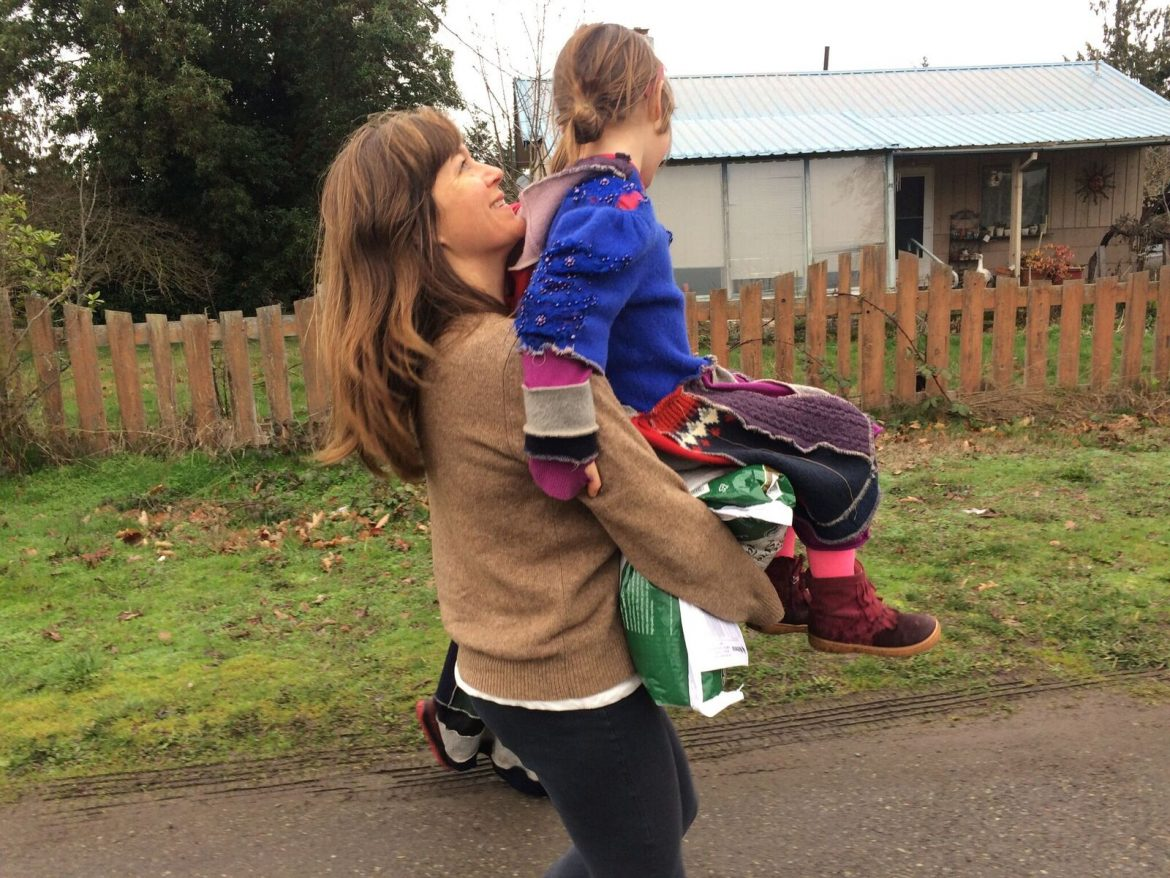 Interview with Dr. Katy Bowman about Natural Movement for busy women and moms (carring child)