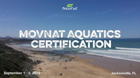 Movnat Aquatics Certification