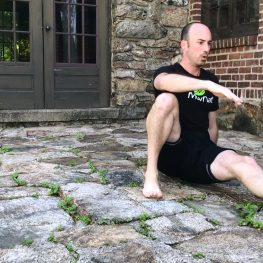 Backyard Natural Movement Workout with Dr. Phil Lombardo